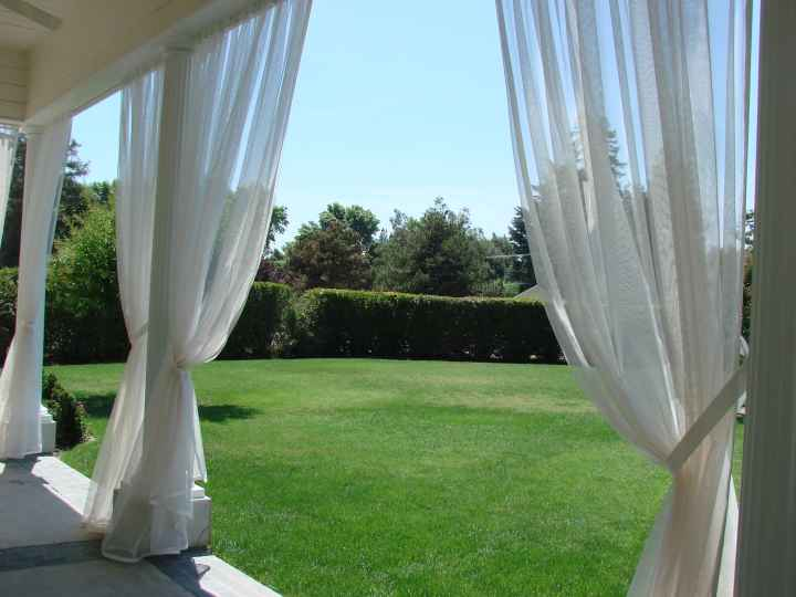 Outdoor Mosquito Netting Curtains Screen Porch With Mosquito Netting Outdoor Curtains Outdoor