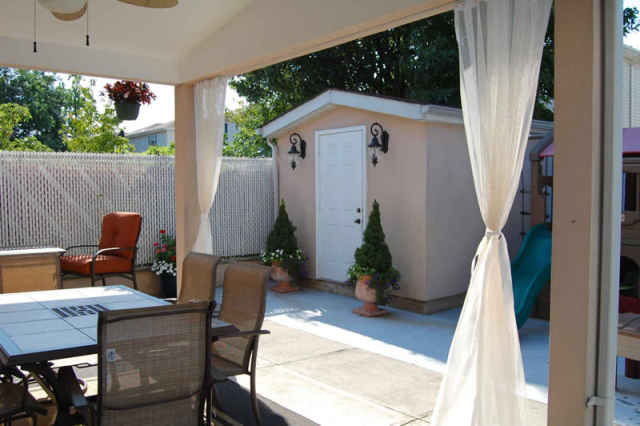 Ivory Mosquito Netting Curtains for a soft look. patio screens - Mosquito Netting Curtains And No-see-um Netting Curtains